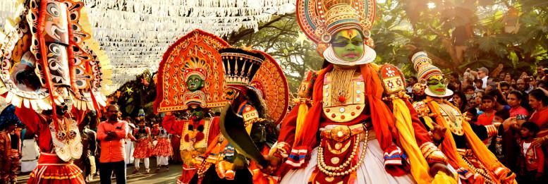 Kathakalli Dance Kerala