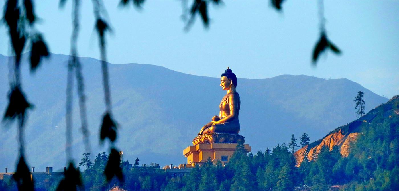Budhha Bhutan