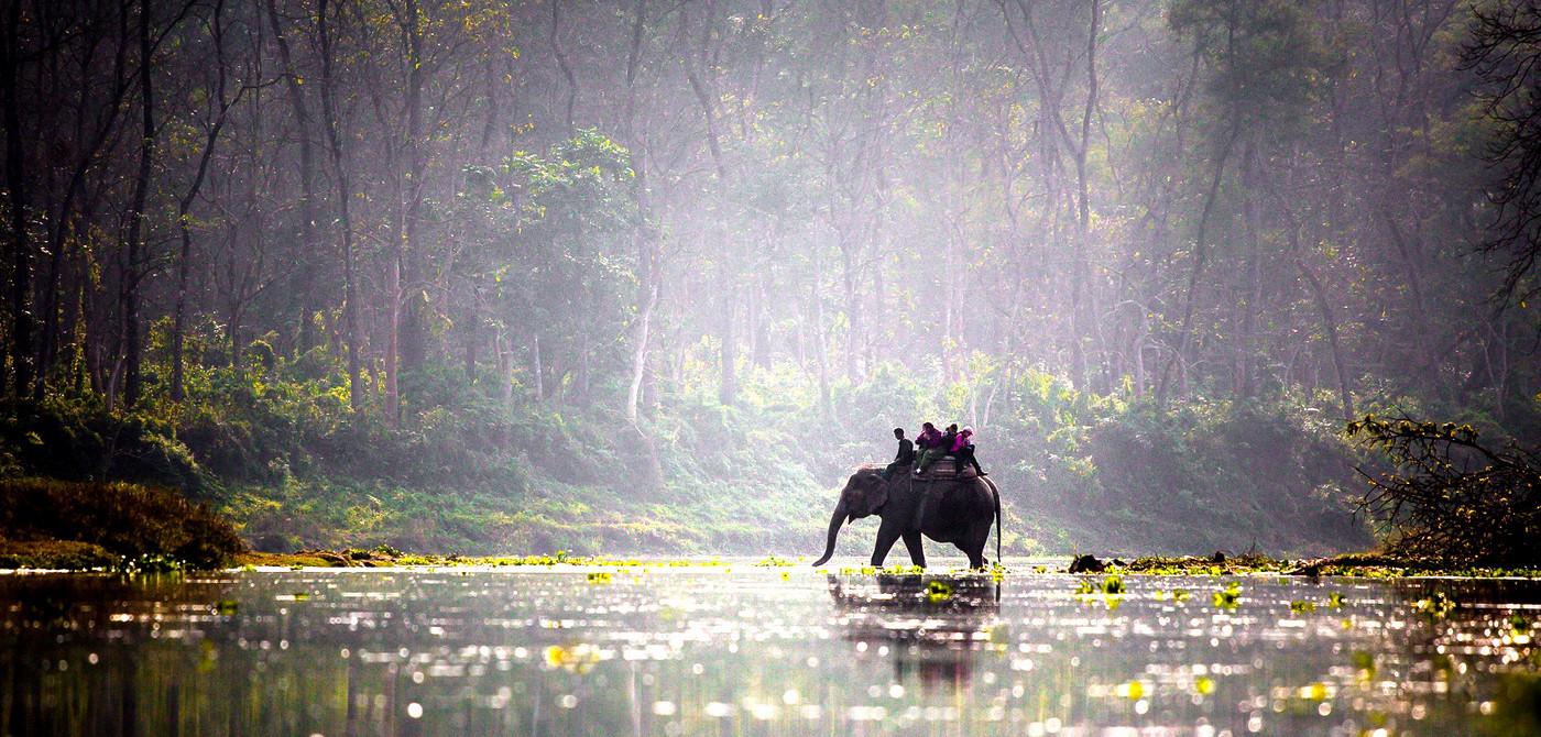 Chaitwan National Park