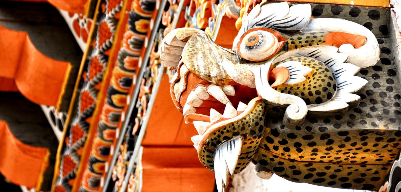 Dragon Bhutan