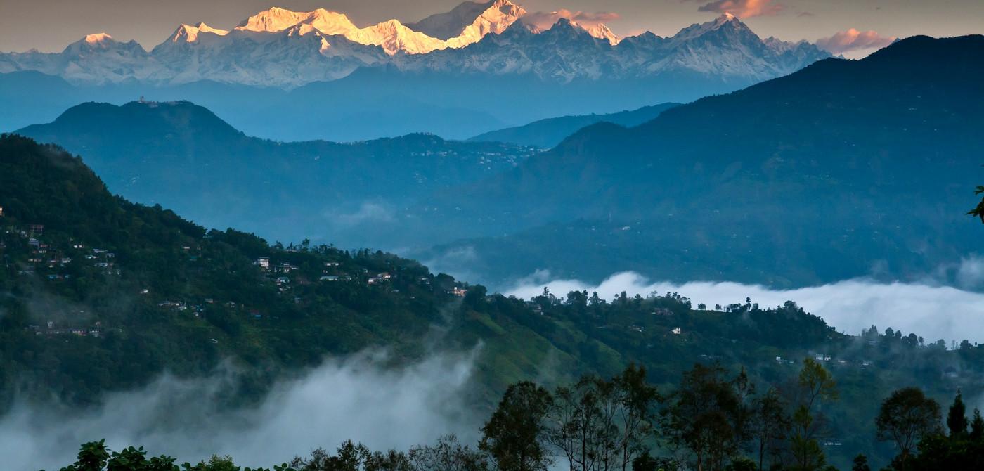 Kanchanjenga Darjeeling